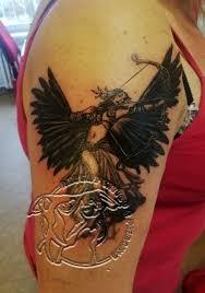 Tetování Tetování A Piercing Písek
