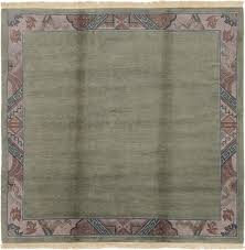 main handknotted 7 x 7 8 nepal square rug photo