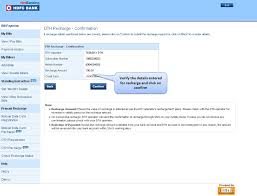 Smartbuy offer benefits are not applicable on usage of non hdfc bank payment instruments. Hdfc Bank Billpay Plus Demo