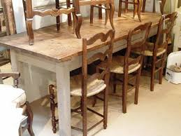 Rustic Round Kitchen Tables Astonishing Rustic Kitchen Tables Check Your Homes