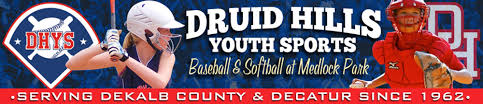 Age Charts Druid Hills Youth Sports