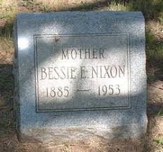 Bessie Elnora Smith Nixon (1885-1953) - Find A Grave Memorial