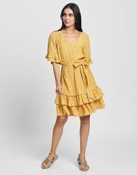 <b>Isla</b> Ruffle Frill <b>Dress</b> by Gysette Online | Saluscampusdemadrid ...