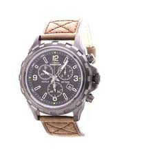 mens timex indiglo expedition chronograph watch t49986