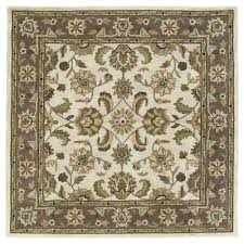 square area rug 7x7 rugs for dining room n