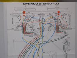 stereo 400 416 and 410 picture of the top half of the wiring diagram