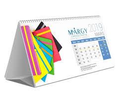 Office Calender Desktop Calendar Margy Consultants Calendars Manufacturer