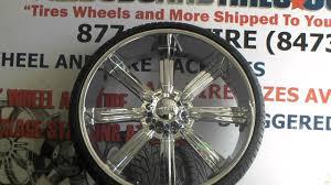www.DUBSandTIRES.com 28 Inch Rims Dcenti 903 Chrome Wheels 8 Lug ...