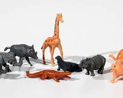 plastic zoo animals toys. Beautiful Plastic Vtg Plastic Toys Small Zoo Animal Mini  Hong Kong Animal Toys And Animals I