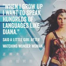 Wonder Woman Quotes Enchanting Wonder Woman Canto Bubs
