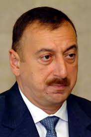 Moscow - Azeris went to the polls in droves Wednesday to vote on whether to scrap term limits for President Ilham Aliyev and extend the family's dynastic ... - Ilham_Aliyev
