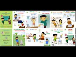 Cleanliness Chart For School Cleanliness In School Syllabus