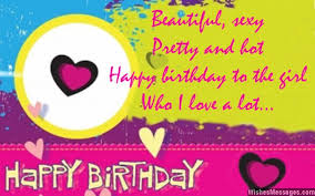 Birthday Wishes For Girlfriend Quotes And Messages WishesMessages Gorgeous Happy Birthday Love Quotes For Girlfriend