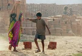 alarming statistics on child labour in livemint one in every 11 children in is working photo pti