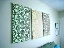 fabric wall art framed hangings for nursery arts how to make panels fabric wall art hangings uk