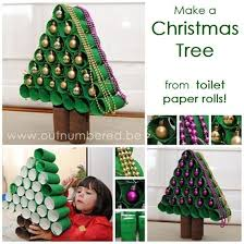 Unique Christmas Decorations Made From Toilet Paper Rolls  Find Christmas Crafts Made With Toilet Paper Rolls