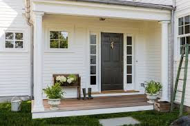 boston black doors with bronze watering cans entry traditional and wood bench clic new england
