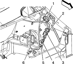 repair guides engine mechanical components engine autozone com How To Disconnect Wiring Harness disconnect the various engine wiring harness connectors 3 9l engine how to disconnect wiring harness connectors