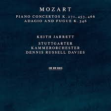 Keith Jarrett: <b>Mozart</b>: <b>Piano Concertos</b> II - Music on Google Play