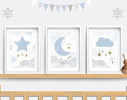 10% coupon applied at checkout. Nursery Wall Art Boy Etsy