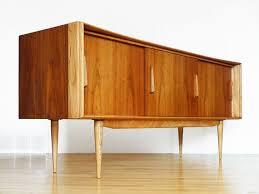 mid century refinished deilcraft wood