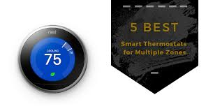 <b>5</b> Best <b>Smart</b> Thermostats for Multiple <b>Zones</b> | Snap Goods