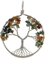 images gallery footful wire wrapped jewelry tree of life pendant