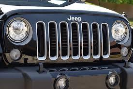 Jk Led Lights 2017 Jeep Jk Wrangler Gains Full Led Lights And The