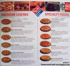 dominos pizza delivery specials authenticity consulting llc