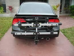 Trailer hitch for 2008 Civic Si SEDAN - 8th Generation Honda Civic ...
