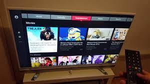 Smart TV Test - Grundig 662 - YouTube