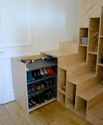 tiny house storage. probably one of the most talked about places in a tiny house is storage under stairs. pullouts, closets, and drawers are all very popular ways to