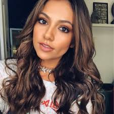 bethany mota 21 years old you star known for giving beauty tips to youngsters on the web her channel has earned over 10 million subscribers