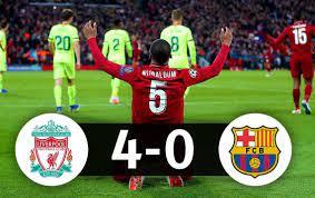 ليفربول اليوم | الريدز يستعيد ذكرى الريمونتادا التاريخية ضد برشلونة -  التيار الاخضر