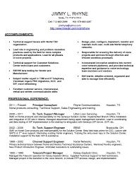 Resume Format For Desktop Support Engineer Resume Templates Make Desktop Support Engineer Samples Sample