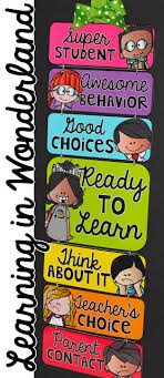 Motivational Charts For School Clip Chart Classroom Behavior Chart Classroom Behavior