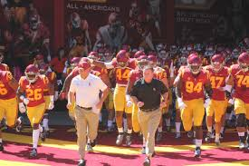 Usc 2018 Depth Chart Usc Football Releases Depth Chart Ahead Of Unlv Matchup