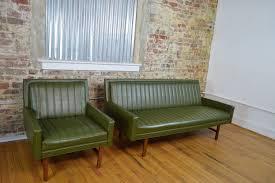 Milo Baughman for Thayer Coggin Matching Mid Century Modern Sofa and