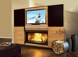 image result for modern electric fireplace tv stand