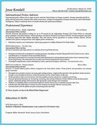 Police Officer Resume Example Best 39 Pics Police Ficer Resume
