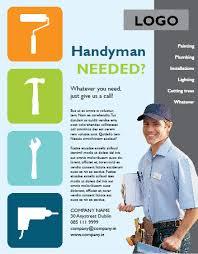 free handyman flyer template free handyman flyer template magdalene project org