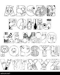 Spanish Alphabet Coloring Pages Bibleversestockgq