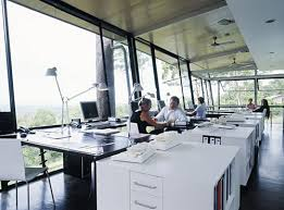 beautiful office design. Bark Designs Pavillion Like Office Beautiful Design