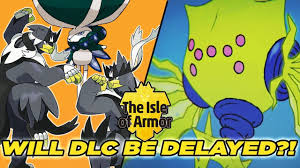 Pokemon Sword And Shield – News And Potential Leak : Will DLC Be Delayed?!  | Pokemon, Twitch channel, Pokemon trailer