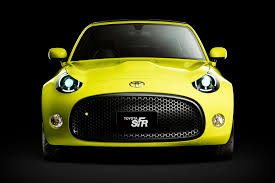 The Toyota S-FR Concept Is the Perfect Subcompact Sports Car ...