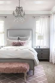 Grey Black And Pink Bedroom Ideas 3