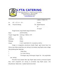 70 contoh surat perjanjian kerjasama usaha bersama via motocyclenews.top. Contoh Proposal Penawaran Catering Ke Perusahaan Download Kumpulan Gambar
