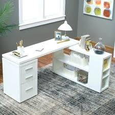 small office desk with drawers. White Office Desk With Drawers Small