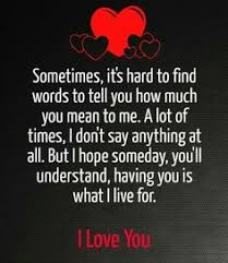 I Love U So Much Quotes