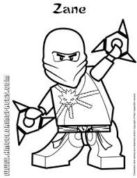 Lego Ninjago Coloring Pages Noah Birthday Ideas Dibujos Para